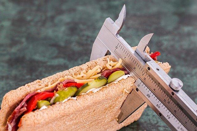 jak schudnąć 5 kg